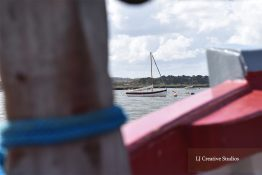 Boat photography print