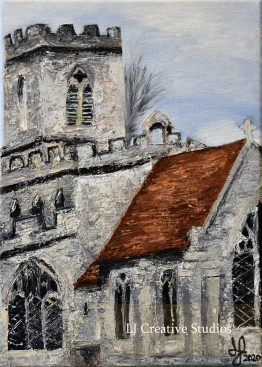 Oakley church limited edition prints