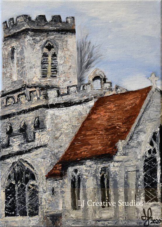 Oakley church limited edition prints